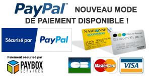 Modes de paiement Narbonne Accessoires