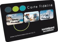 Carte de fidélité Narbonne Accessoires !