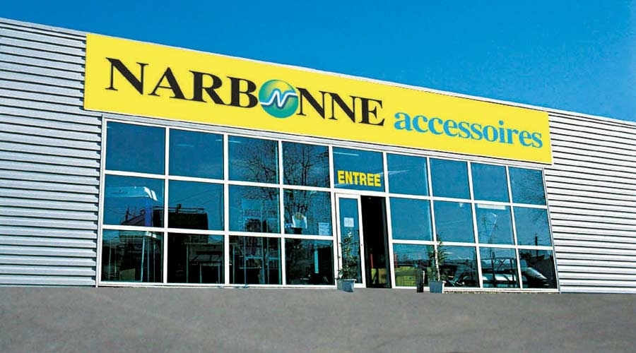 Logotype Narbonne Accessoires