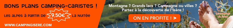 Partez en vacances ! Visitez l'Office du Tourisme de l'Isère